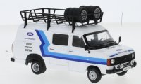 Ford Transit MK II, Team Ford, Ford, Assistance with roof rack, 1979