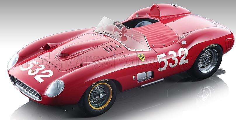 FERRARI 335 S SPIDER Nr532 2nd MILLE MIGLIA 1957 W