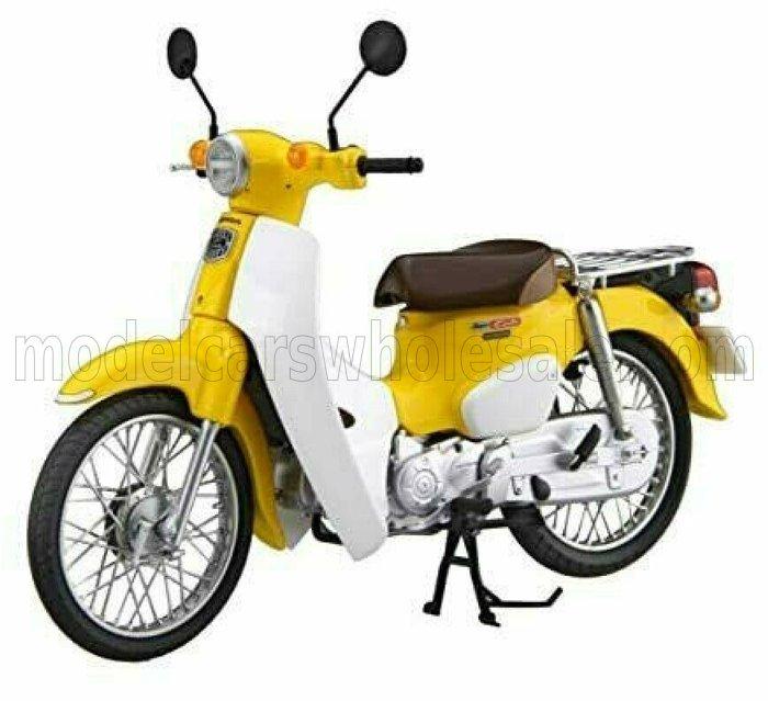 HONDA SUPER CUB 1958 - geel
