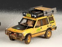 """LAND ROVER DISCOVERY - 5-DOOR - """"CAMEL TROPHY"""" KALIMANTAN 1996 - DIRTY VERSION"""