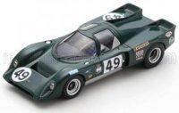 CHEVRON-FORD B16 N°49 24H LE MANS 1970 I. SKAILES - J. HINE