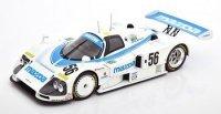 Mazda 787 #56 24h Le Mans 1991