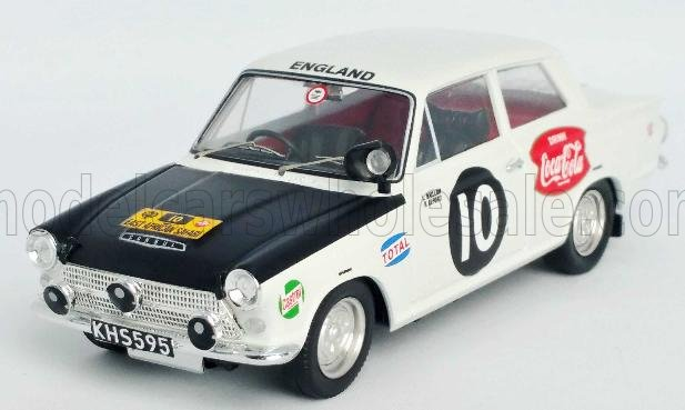 FORD CORTINA GT Nr10 RALLY EAST AFRICAN SAFARI 196
