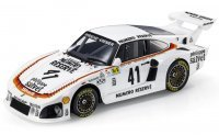PORSCHE 935 K3 TEAM KREMER RACING Nr41 WINNER 24h LE MANS 1979 K.LUDWIG - B.WHITTINGTON - D.WHITTINGTON