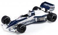 BRABHAM F1 BT52 Nr5 NELSON PIQUET 1983 wereld kampioen