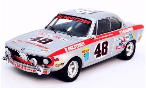 BMW 2800 CS, No.48, Team Schnitzer-Motul, 24h Spa