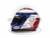 HELM NICOLAS LATIFI - WILLIAMS GP 2021
