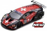 Lamborghini HURACAN GT3 EVO #58 LENZ/NIEDERHAUSER FIA MOTORSPORT GAMES GT CUP VALLELUNGA 2019