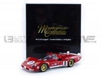 Ferrari 512 S LONG TAIL 24h of LeMans 1970 nr8  A. Merzario - C. Regazzoni