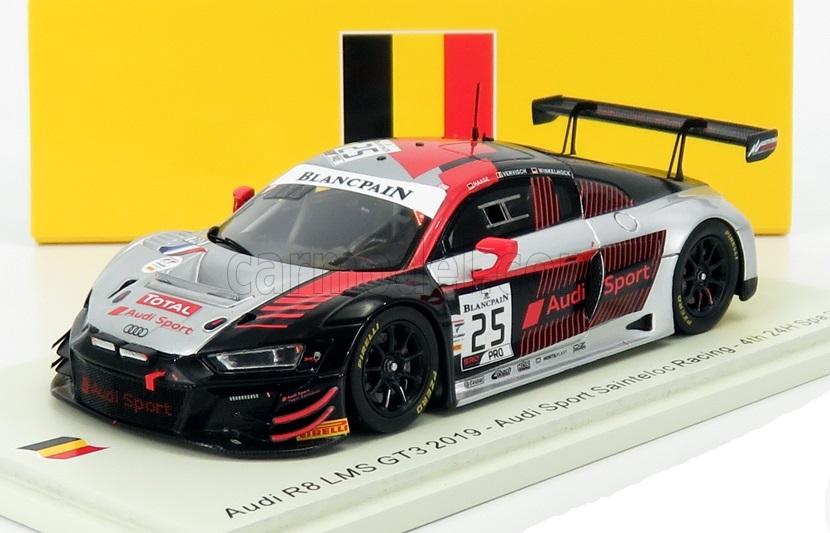 Audi R8 Lms Gt3 2019 Audi Sport Sainteloc Racing n