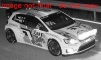 VW Polo R WRC, No.8, Rallye Catalunya, with night lights, S.Ogier/J.Ingrassia, 2013