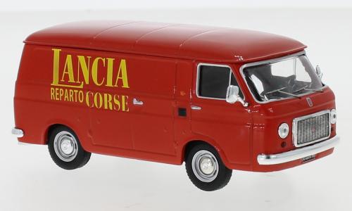 Fiat 238 Van, Lancia Service, 1972