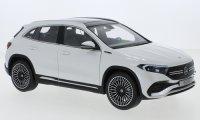Mercedes EQA (H243), metallic-wit, 2021