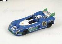 MATRA SIMCA MS670 SHELL #15 WINNER LE MANS 1972 H. PESCAROLO/G. HILL