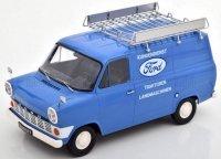 FORD TRANSIT MKI VAN FORD ASSISTANCE 1970 - Blauw