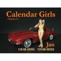 Calendar Girls *January