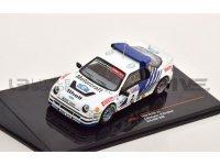 FORD RS 200 - RAC RALLY 1986 , nr2 , Blomqvist - Berglund