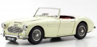 AUSTIN - HEALEY 3000 MKI SPIDER 1960 , OUD ENGELS WIT