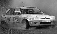 Skoda Felicia Kit Car, No.27, RAC Rally, P.Sibera/P.Gross, 1995