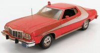 FORD GRAN TORINO COUPE WEATHERED VERSION 1976 - STARSKY & HUTCH
