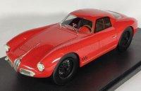 ALFA ROMEO ATL SPORT COUPE 2000 1953 – zwarte wielen - ROSSO ALFA Rood