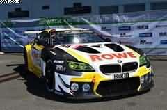BMW - 6-SERIE M6 GT3 TEAM ROWE RACING N 98 2e 24h