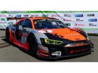 AUDI - R8 LMS GT3 TEAM AUTO COLLECTIE MOTORSPORT N 2 24h NURBURGRING 2021 C.HAASE - N.MULLER - M.WINKELHOCK - orange gris noir
