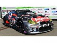 BMW  6 SERIE M6 GT3 / TEAM WALKENHORST MOTORSPORT N 102 24h NURBURGRING 2021 J.MULLER - M.VON BOHLEN - SMTROGEN - JKGIERMAZIAK - noir argent rouge