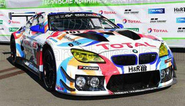 BMW  6 SERIE M6 GT3  / TEAM WALKENHORST MOTORSPORT