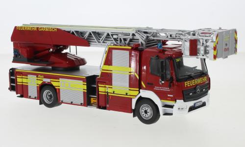 Mercedes Atego DLK 23/12 Metz, brandweer Garmisch-