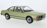 BMW 6 (E24), metallic-hellgroen, 1976