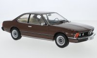 BMW 6 (E24), metallic-bruin, 1976