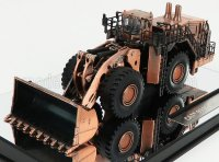 CATERPILLAR - CAT994K  - TRACTEUR RACLEUR CHARGEUR SUR ROUES - SÉRIE COMMÉMORATIVE , cuivre métallisé