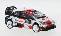 Toyota Yaris WRC, No.1, Rally Monte Carlo , S.Ogier/J.Ingrassia, 2021