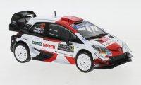 Toyota Yaris WRC, No.33, Rally Monte Carlo , E.Evans/S.Martin, 2021