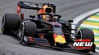 ASTON MARTIN RED BULL F1 RACING RB15 – MAX VERSTAPPEN – WINNAAR GP BRAZILIE 2019