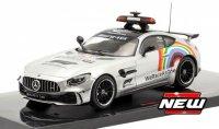 Mercedes Benz AMG GT-R SFAETY CAR FORMUL 1 2020