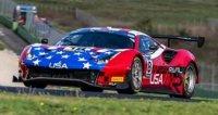 Ferrari 488 GT3 No.18 - Team USA - 8th FIA Motorsport Games GT Cup Vallelunga