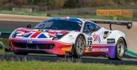 Ferrari 488 GT3 No.93 - Team Great Britain - FIA Motorsport Games GT Cup Vallelunga 2019 - F. Haigh - C. Froggatt