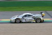 Ferrari 488 GT3 Evo No.27 Hub Auto - 24H Spa 2020 - M. Gomes - T. Blomqvist - K. Kobayashi
