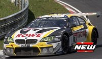 BMW M6 GT3 No.98 ROWE RACING 2nd 24H Nürburgring 2021 C. De Phillippi - M. Tomczyk - S. van der Linde - M. Wittmann