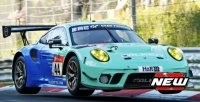 Porsche 911 GT3 R #44 BACHLER/RAGGINGER/MULLER/PICARIELLO 4th 24H NURBURGRING 2021