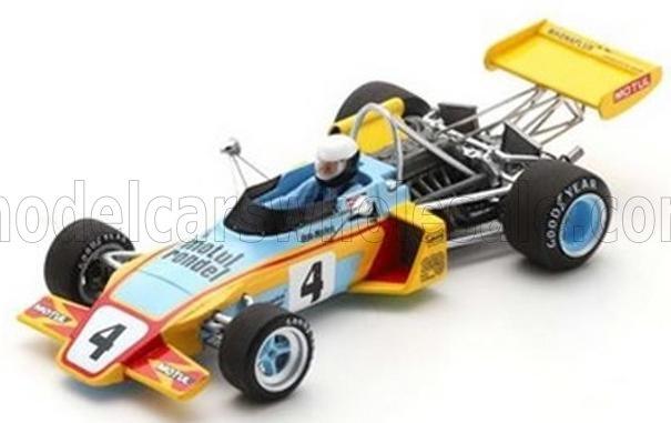 BRABHAM - F2 BT38 N 4 D'ALBI GP 1972 B.WOLLEK