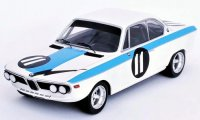 BMW 2800 CS, No.11, 6h Nova Lisboa, J.Lampreia/C.Melville, 1970