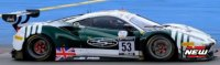 FERRARI 488 GT3 N53 AF CORSE WINNER PRO-AM CLASS 24H SPA 2021 CAMERON MASTRONARDI MOLINA