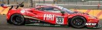 FERRARI 488 GT3 N33 RINALDI RACING 24H SPA 2021 HITES CRESTANI PEREL