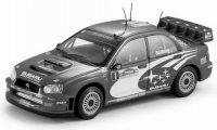 Subaru Impreza WRC, No.1, Rallye WM, Rallye Neuseeland, P.Solberg/P.Mills, 2004