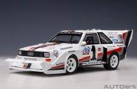 AUDI QUATTRO S1 PIKES PEAK WINNER 1987 W.ROEHRL nr1