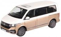 VW MULTIVAN T6.1 'GENERATION SIX' , WIT / BRONS