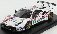 Ferrari 488 GTE EVO No.63 Weathertech Racing 24H Le Mans 2020